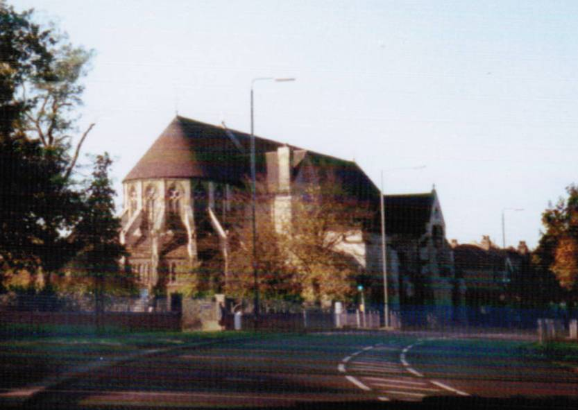 St John the Evangelist, Friern Barnet Road