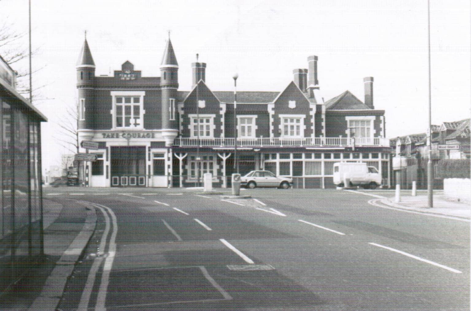 The Turrets, 43 Friern Barnet Rosd