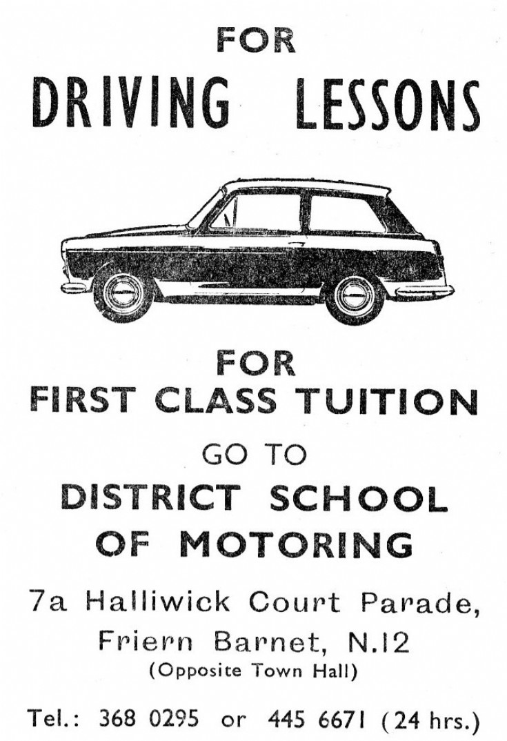 District School of Motoring
