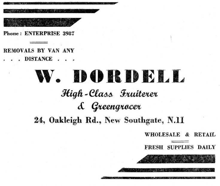 W Dordell