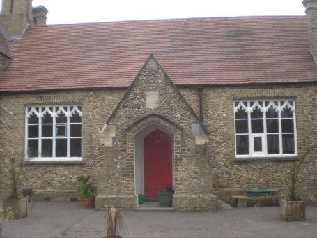 St James Junior School, Friern Barnet Lane, N20
