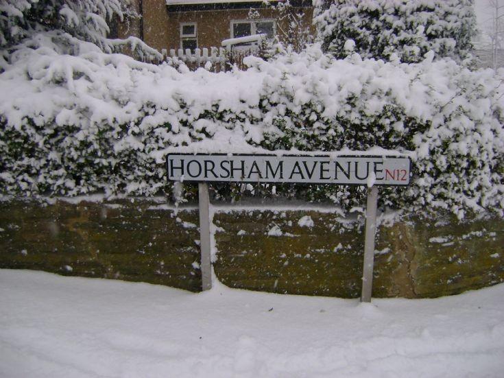 Horsham Avenue, N12