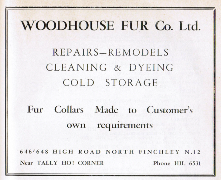 Woodhouse Fur Co