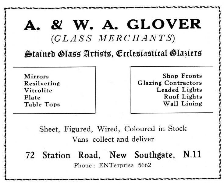 A & W A Glover