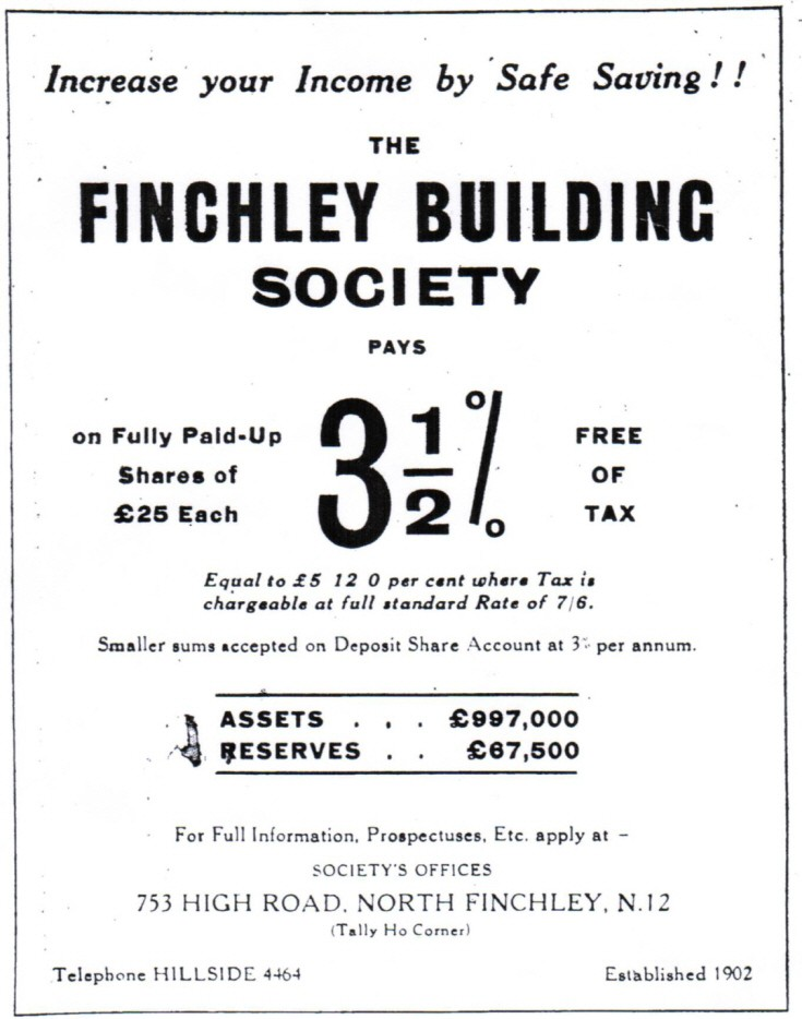 Finchley Building Society