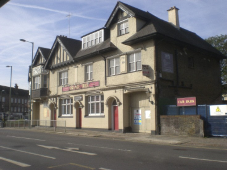 The Orange Tree, 1 Friern Barnet Lane, N11