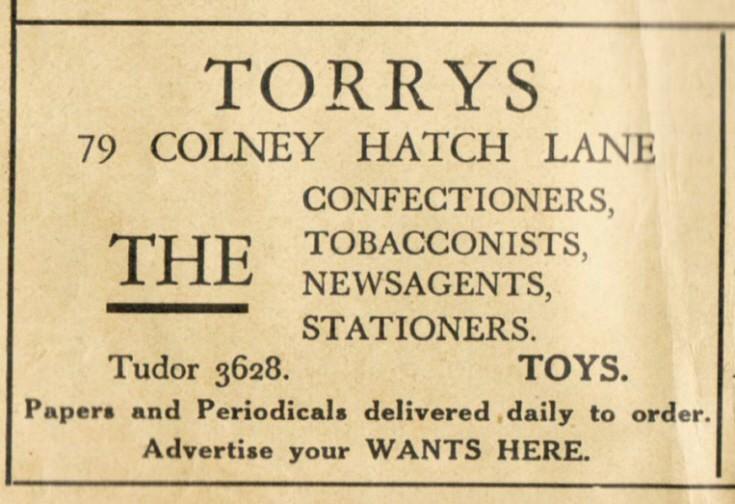 Torry's