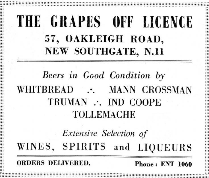 Grapes Off Licence