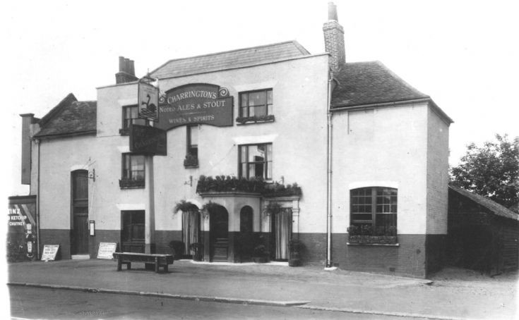 The Swan With Two Necks, 1147 High Road, Whetstone