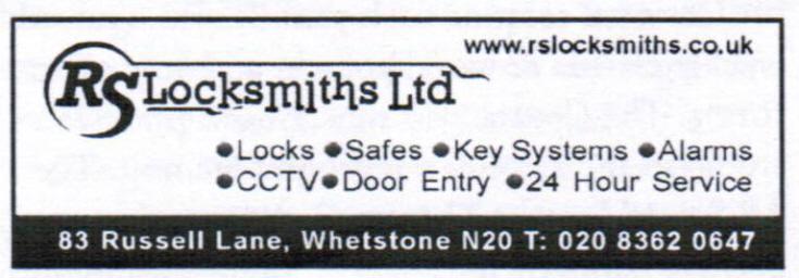 R S Locksmiths