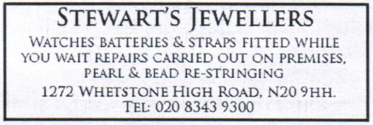 Stewart's Jewellers