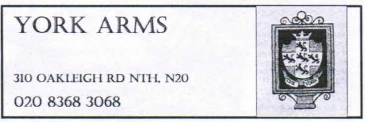 York Arms