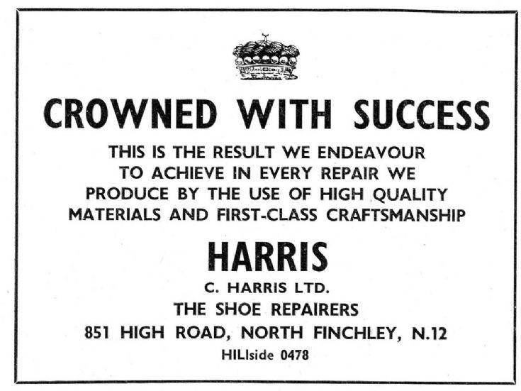 C Harris