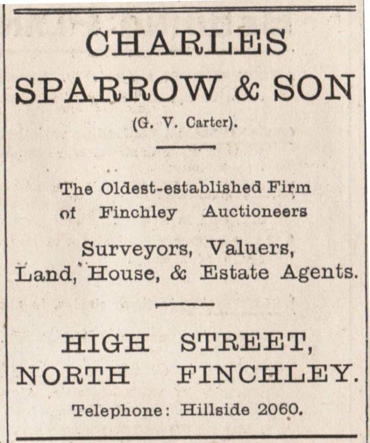 Charles Sparrow