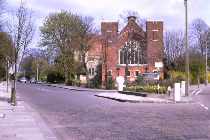 Christ Church, Whetstone