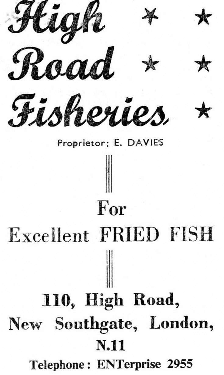 High Road Fisheries