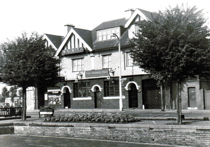 Orange Tree, 1 Friern Barnet Lane, N11