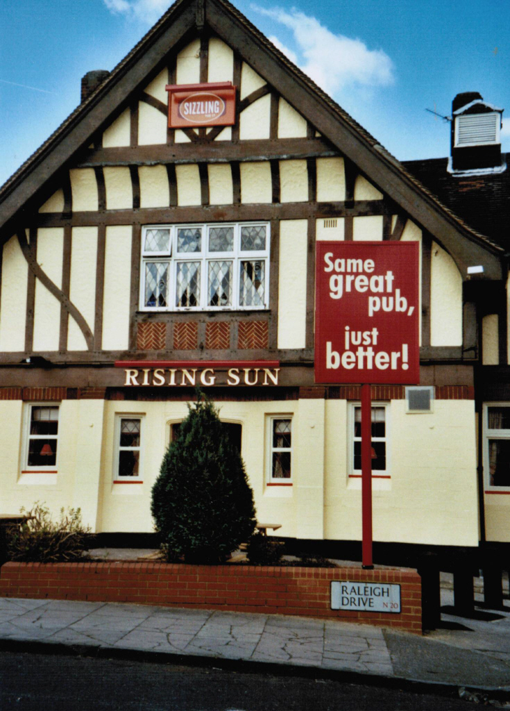 The Rising Sun, 249 Oakleigh Road North