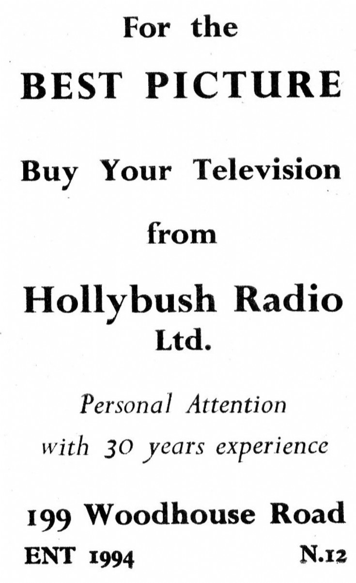 Hollybush Radio