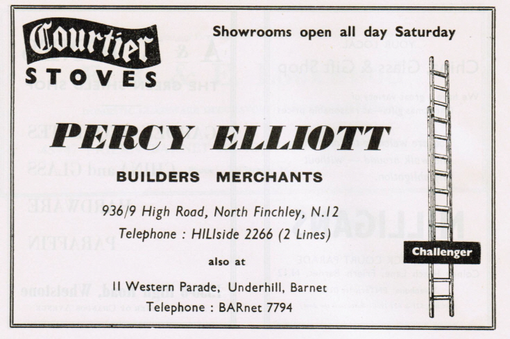 Percy Elliott