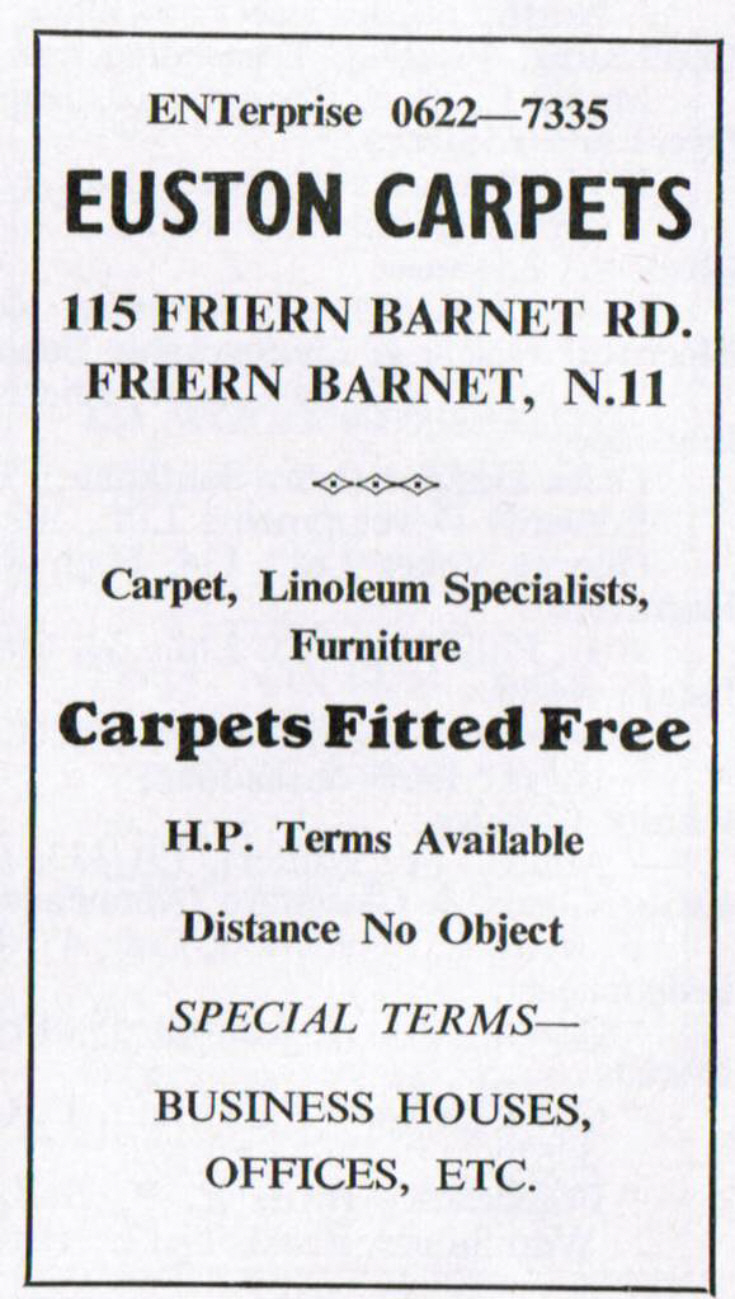 Euston Carpets