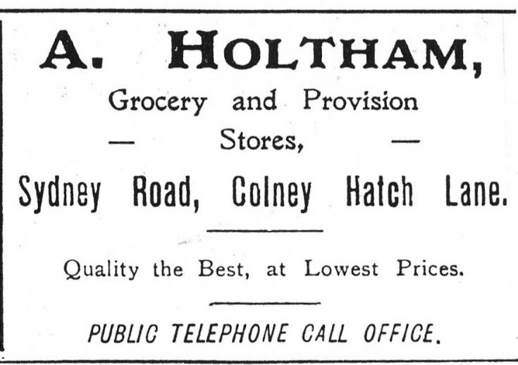 A Holtham