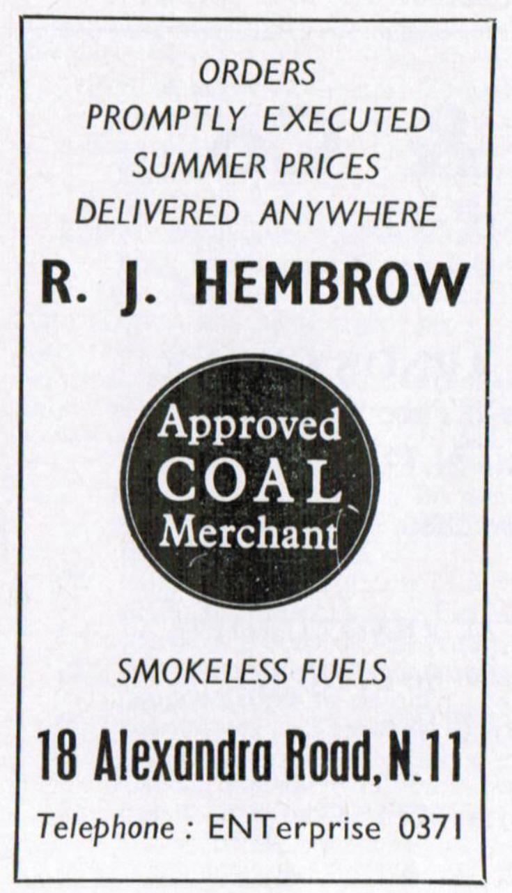 R J Hembrow