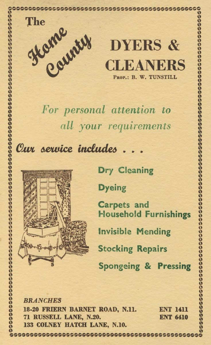 Home County Dyers & Cleaners
