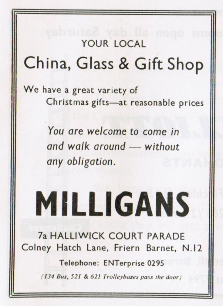 Milligans