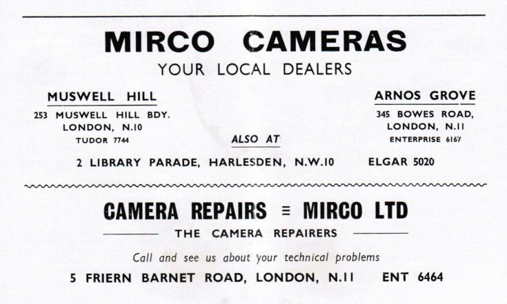 Mirco Cameras