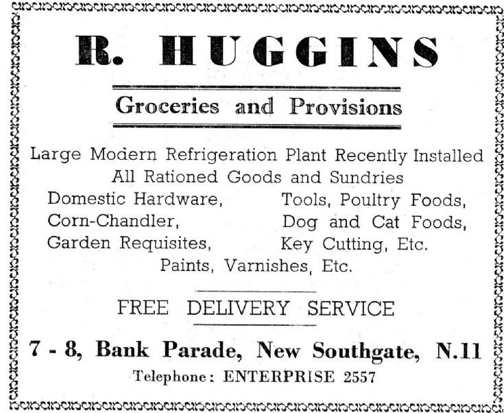 R Huggins