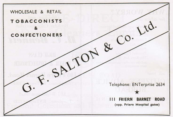 G F Salton