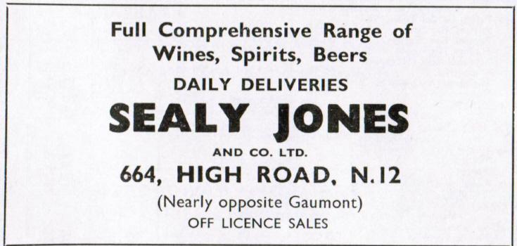 Sealy Jones