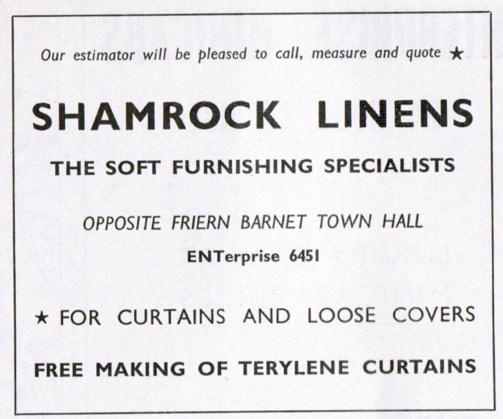 Shamrock Linens