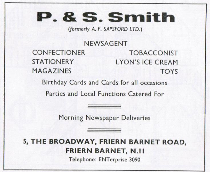P & S Smith