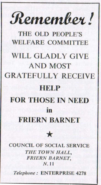 Council of Social Service