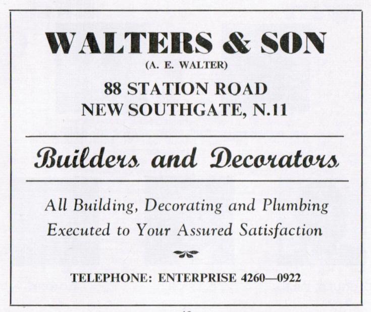 Walters & Son