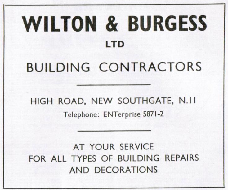 Wilton & Burgess