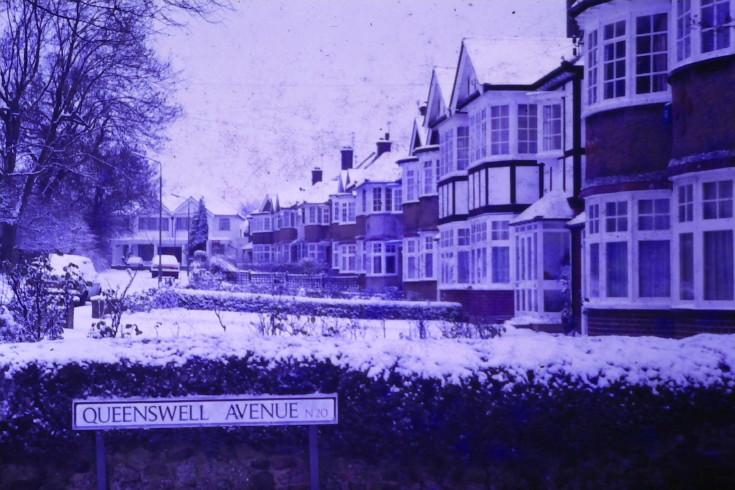 St James Close, N20