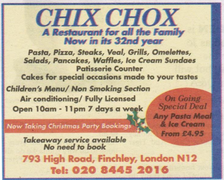 Chix Chox