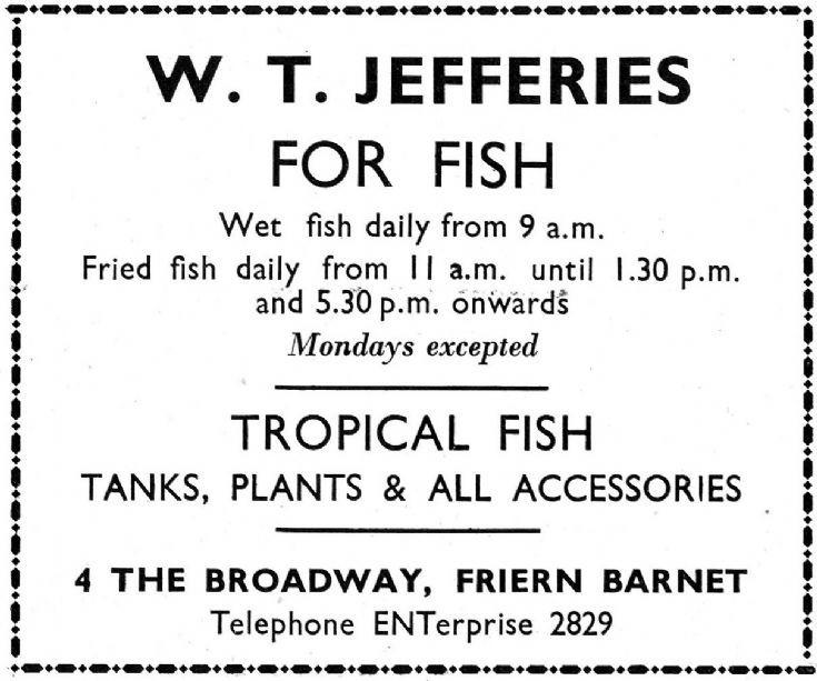 Jefferies, W T