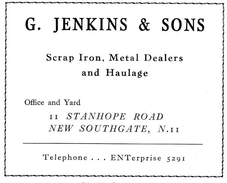 G Jenkins