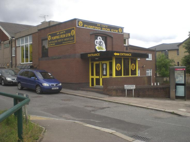 Carlisle Place, N11