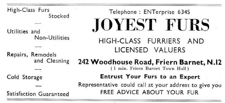 Joyest Furs