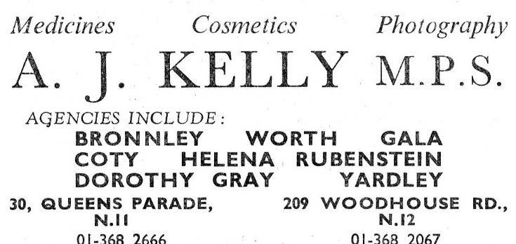 Kelly, A J