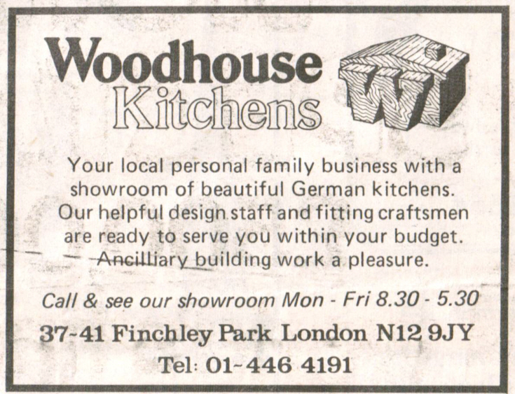 Woodhouse Kitchens