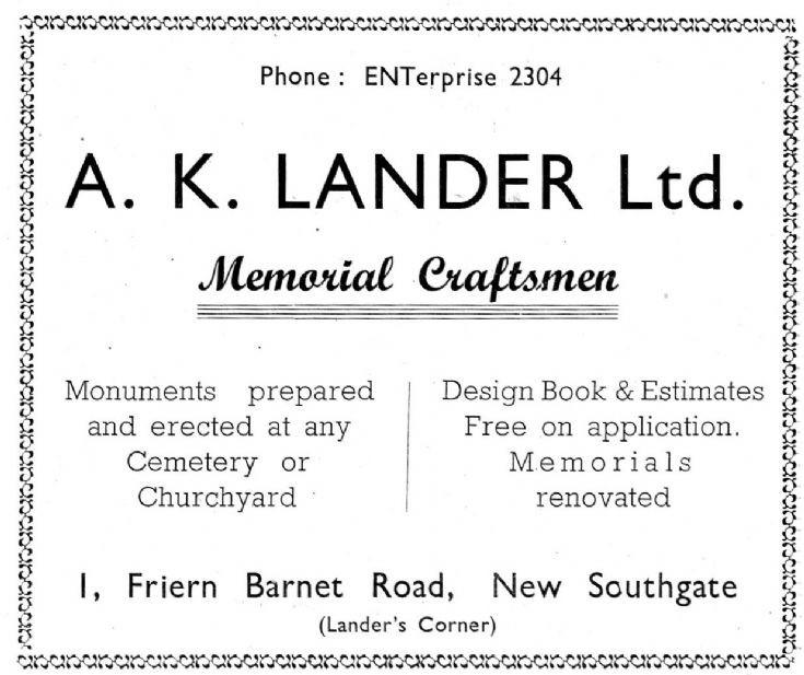 A K Lander