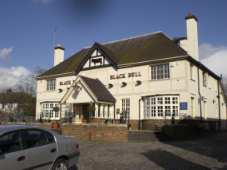 The Black Bull, 1446 High Road, Whetstone