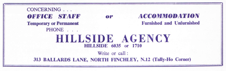 Hillside Agency