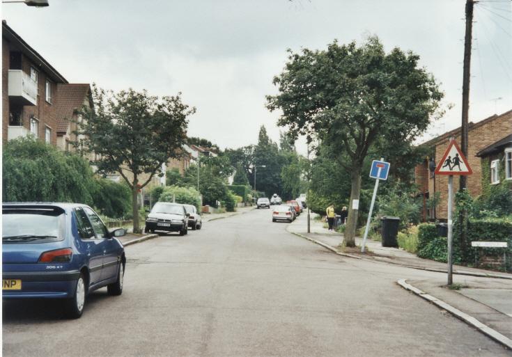 Alexandra Road, N10